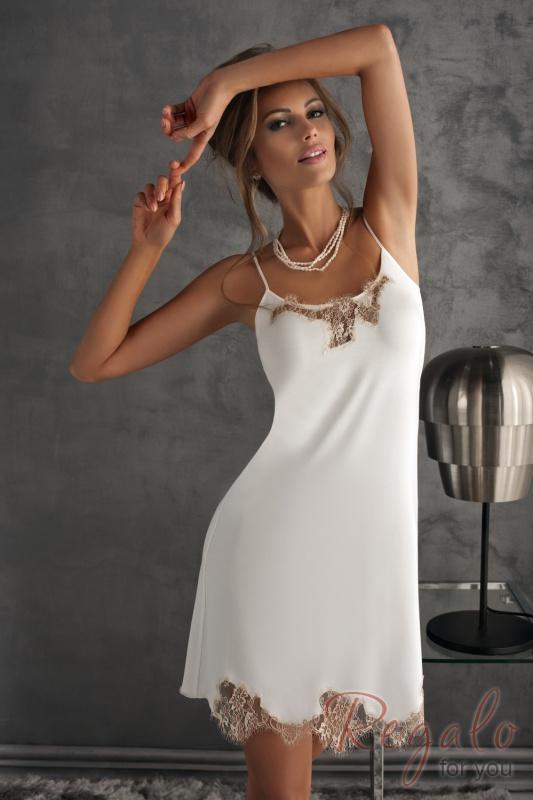 Шелковые платья сорочки